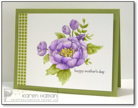 Mother's Day | by karen @ carefree creations