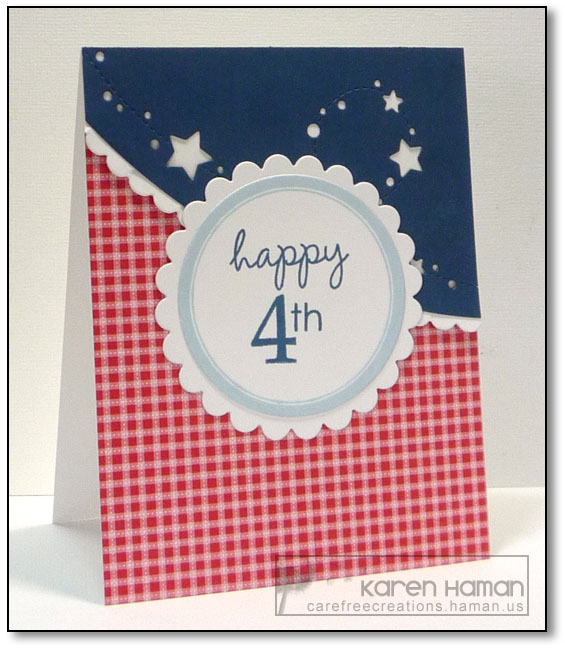 July 4th Picnic | by karen @ carefree creations
