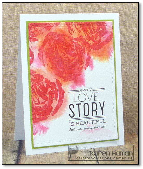 Our Love Store | by karen @ carefree creations