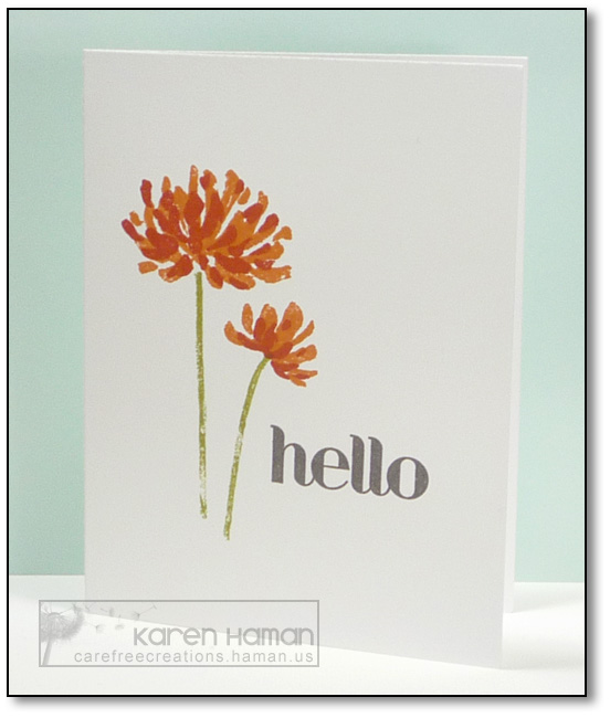 Happy Mail   by karen @ carefree creations