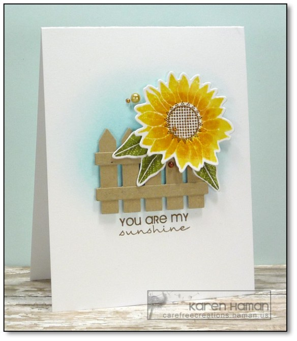 You Are My Sunshine | by karen @ carefree creations
