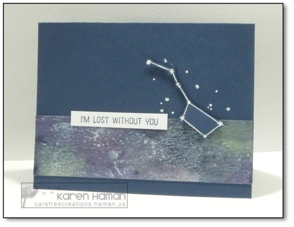 Lost Without You   by karen @ carefree creations
