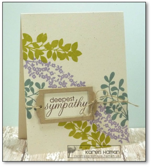 Sympathy Botanicals | by karen @ carefree creations