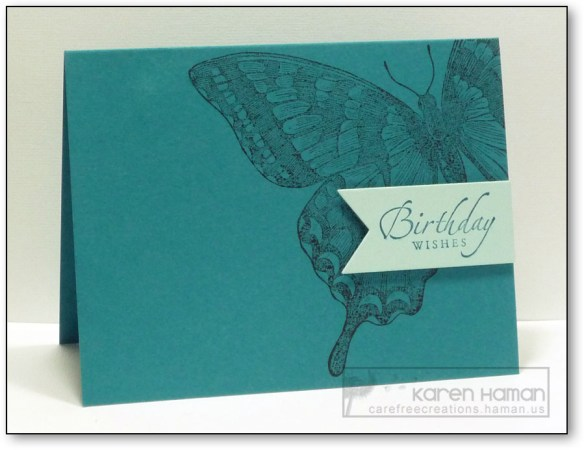 Butterfly Birthday | by karen @ carefree creations
