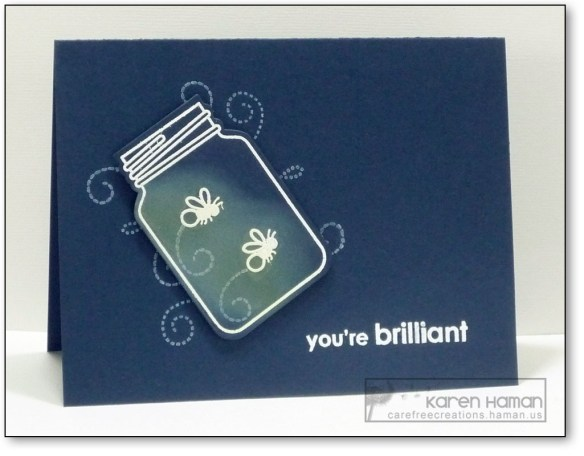 You're Brilliant | by karen @ carefree creations