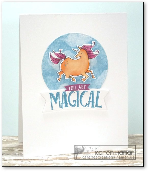 You Are Magical | by karen @ carefree creations
