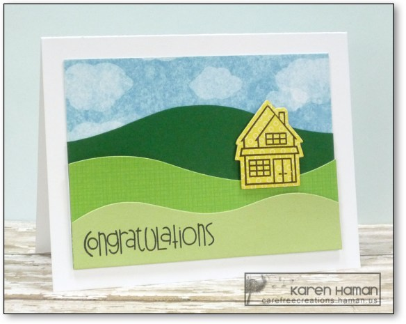 Congrats on your New Home | by karen @ carefree creations
