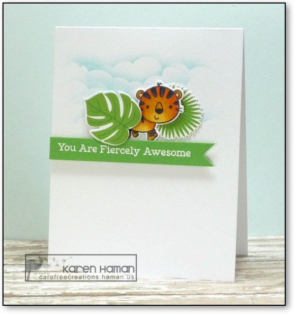 Fiercely Awesome | by karen h @ carefree creations