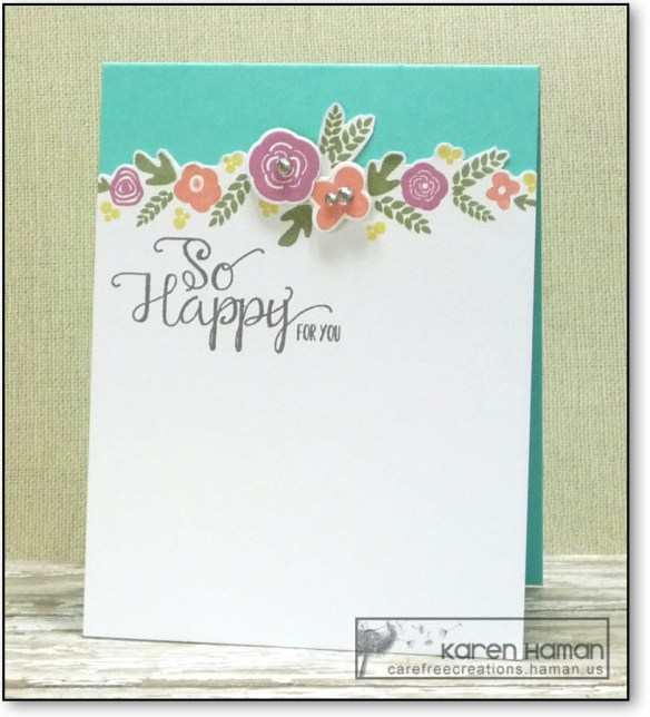 So Happy for You | by karen h @ carefree creations
