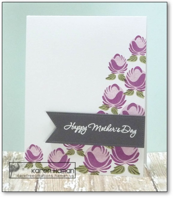 Mother's Day Cascade | by karen h @ carefree creations
