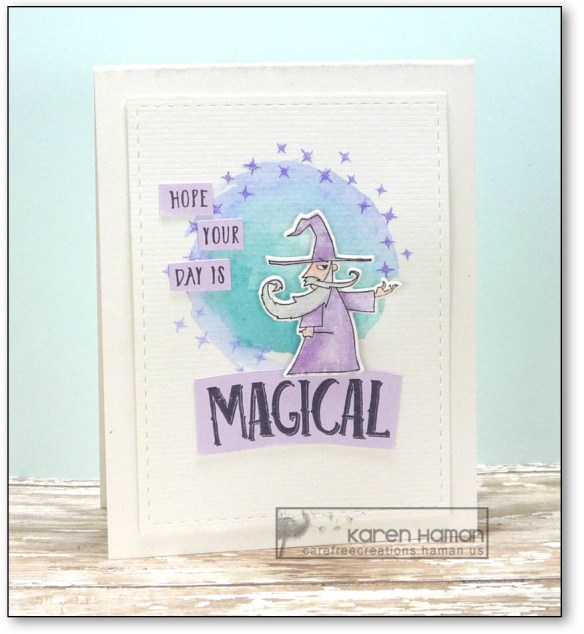 Wizard Magic | by karen h @ carefree creations