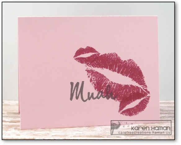 Muah | by karen h @ carefree creations