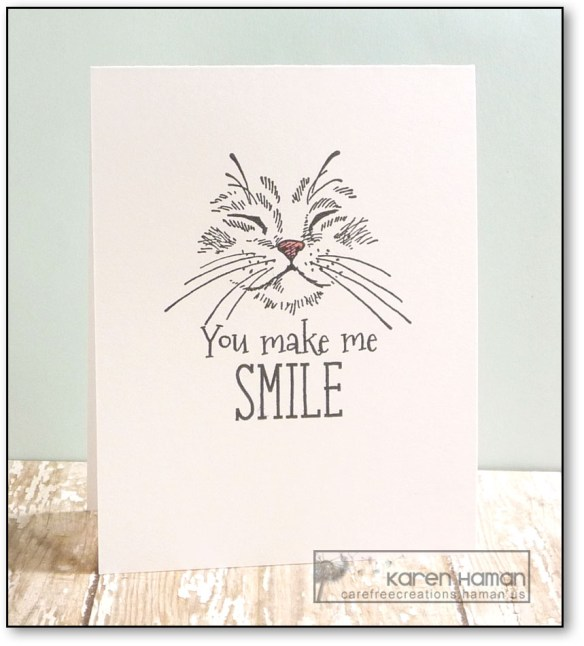 You Make Me Smile | by karen h @ carefree creations