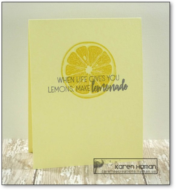 Lemonade | by karen h @ carefree creations