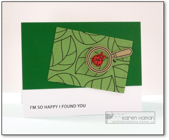 Happy I Found You | by karen h @ carefree creations