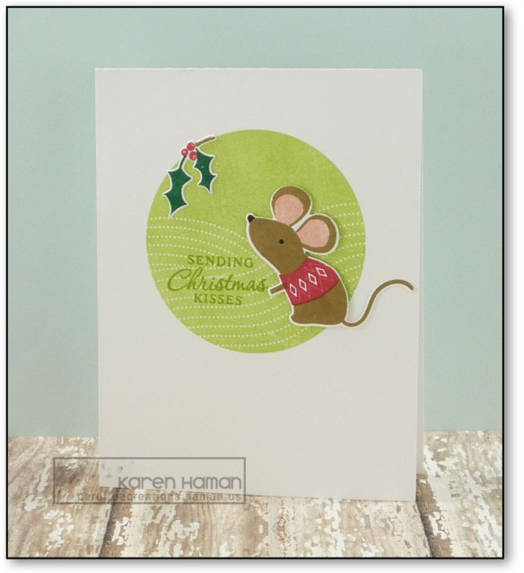 Mousy Kisses | by karen h @ carefree creations