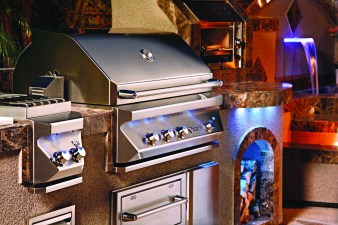 Twin Eagles outdoor kitchens and bbq grills at Carefree Outdoor Living