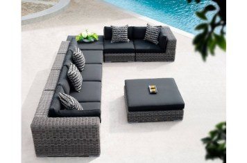 Emerald Collection outdoor furniture at Carefree Outdoor Living