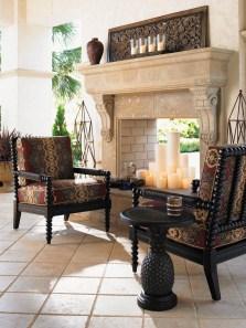 Tommy Bahama Kingston outdoor furniture at Carefree Outdoor Living
