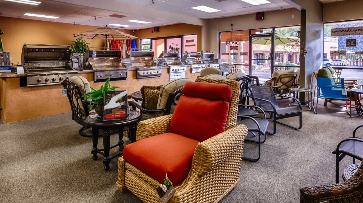 carefree outdoor living showroom location