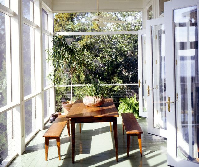 Dining Room Sunroom Ideas Care Free Sunrooms