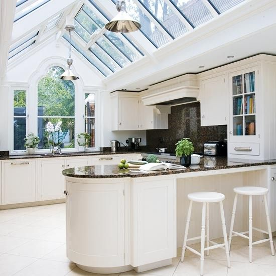 Conservatory Kitchen Ideas  Care Free Sunrooms