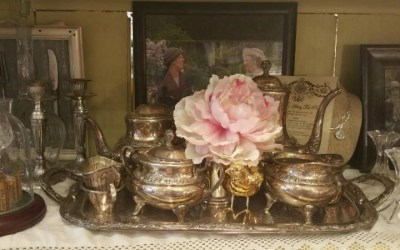 Antiques Roadshow at the Tea Room September 29 & 30