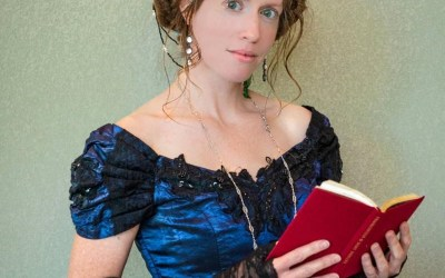 Tea With Mary Shelley, September 9