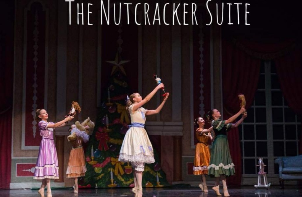 Nutcracker Tea, December 8th