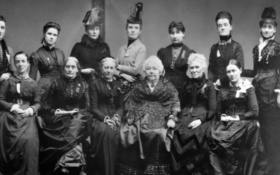 Women's Suffrage Tea, August 18, 2020