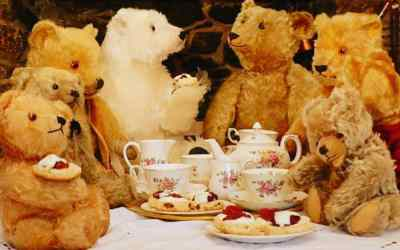 Teddy Bear Tea Time August 30th, 2020