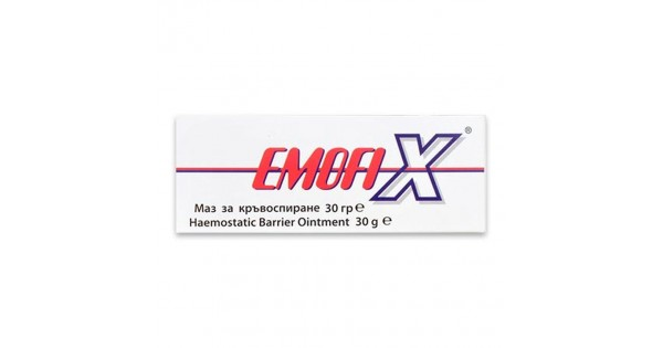 Emofix Hemostatic Ointment 30g