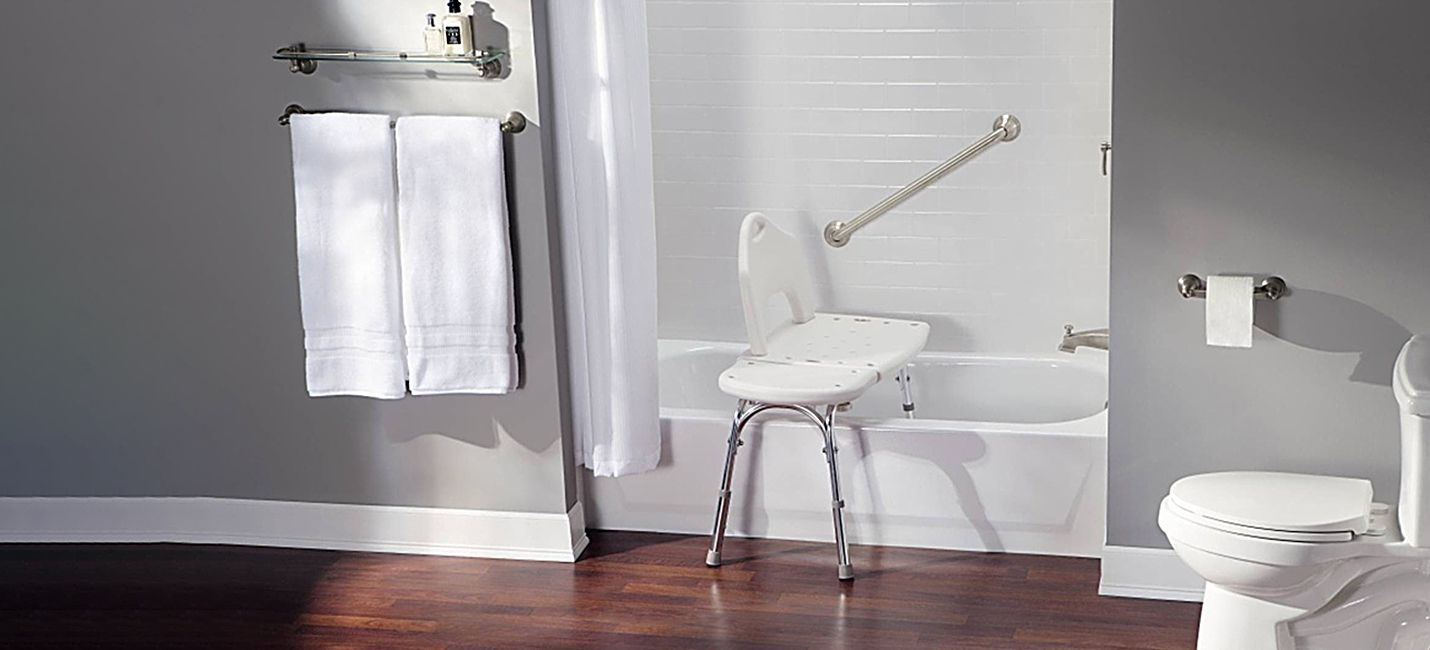 Carex Shower Chair and Bath Bench Review What You Need To