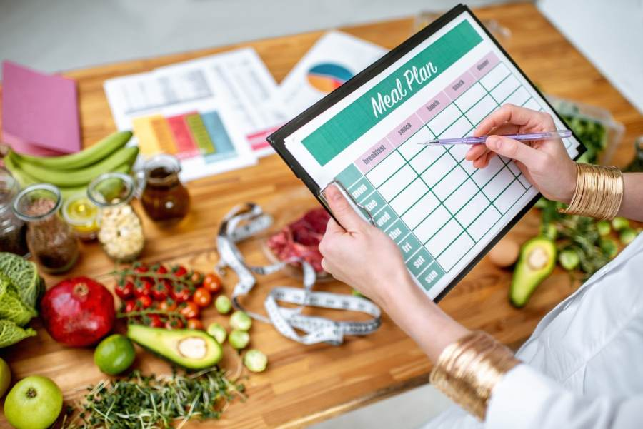 Nutritionist vs Dietician