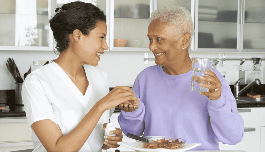 Duties of a Home Health Aide
