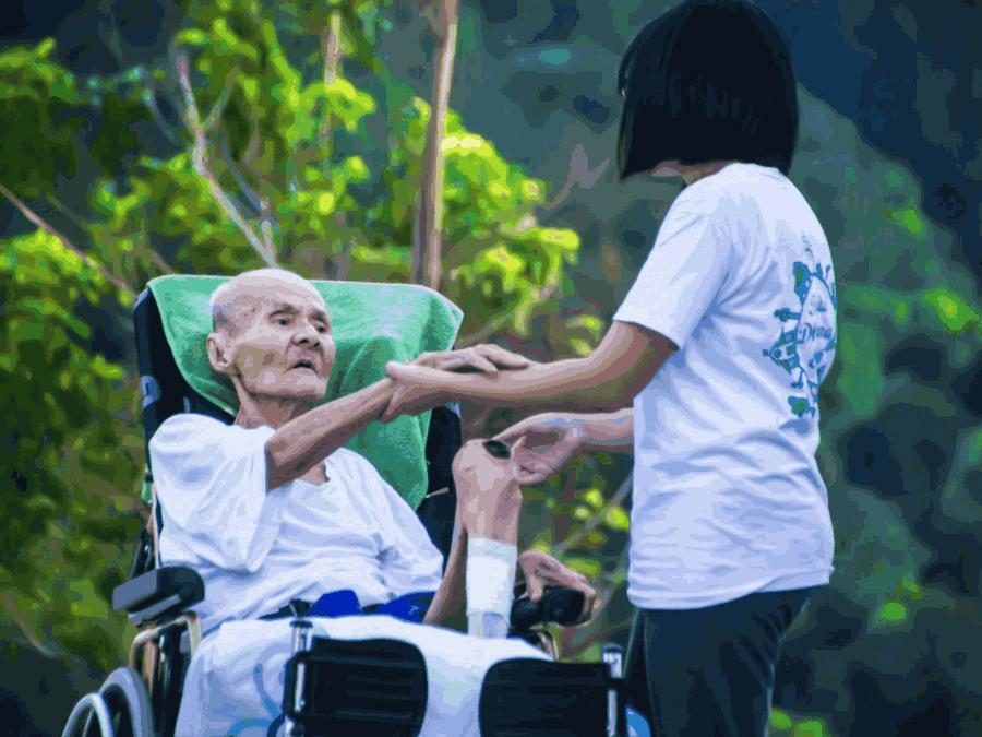 Encourage the patient
