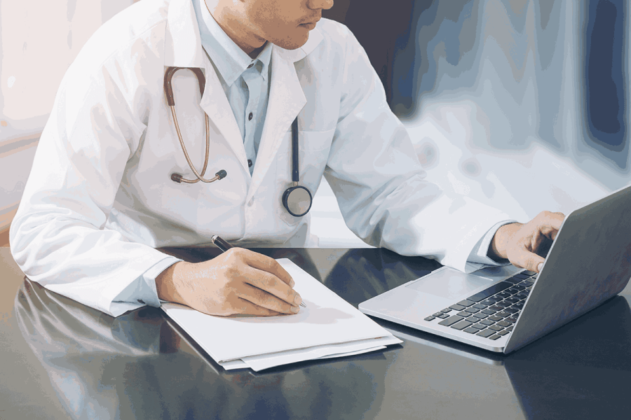 As a medical transcriptionist, you can make your own schedule