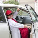 Transportation for the elderly in Harrisonburg Va