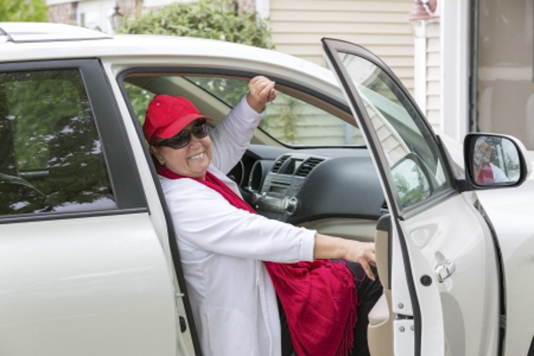 Transportation for the elderly in Harrisonburg Va