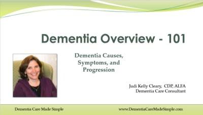 Dementia Symptoms, Stages, Progression
