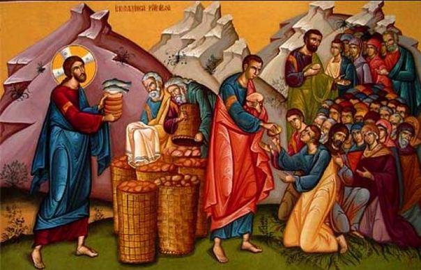 Yesus Memberi Makan Empat Ribu Orang Careka Bacaan