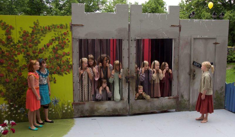 Onneli&Anneli lavastus #Miniteatteri #Aulanko