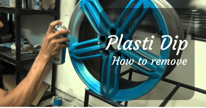 Care my cars   Plasi Dip - how to remove