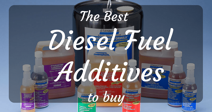 Top 7 Best Diesel Fuel Additives in 2017 - Care my cars