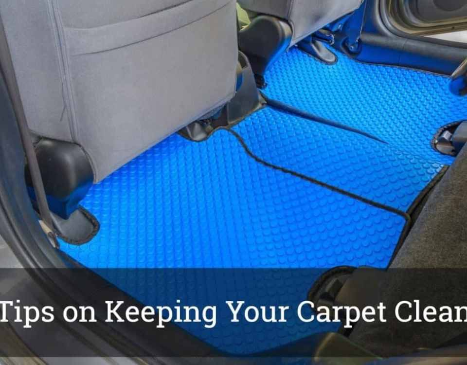 3 hacking tips to keep your carpet clean