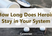 how long does heroin stay in your system