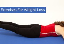 yoga exercises for weight loss