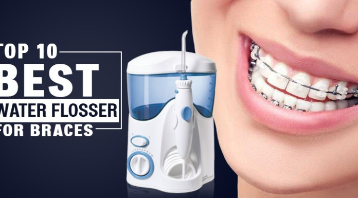Top 10 Best Water Flosser for Braces Reviews 2018