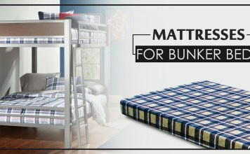 Best Mattresses for bunk beds on should buy in 2018