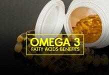 omega 3 fatty acid benefits